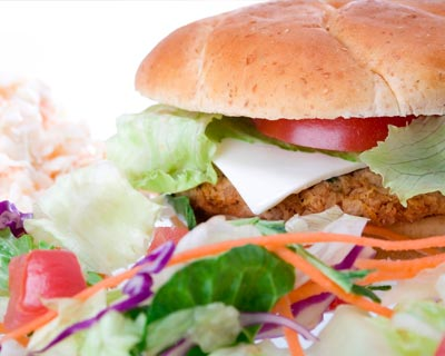 salad-burger